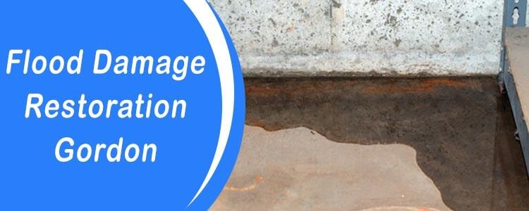 Flood Damage Restoration Gordon