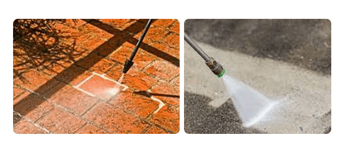 High-Pressure Tile & Grout Cleaning Gordon